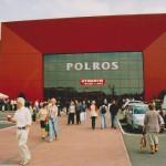 Otwarcie nowej hali C.H. POLROS w Rzgowie o powierzchni 2 ha - 2003 r.