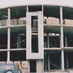 Budowa hali spedycyjnej i biurowca w Gospodarzu