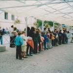 Festyn dla dzieci w Łodzi - 2003 r.