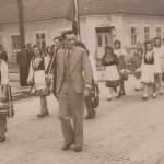 Mój Tata, Tadeusz Sochaczewski na dożynkach w Rzgowie w 1946 r.