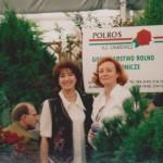 Na Międzynarodowej Wystawie Ogrodniczej w Warszawie - 1999 r.