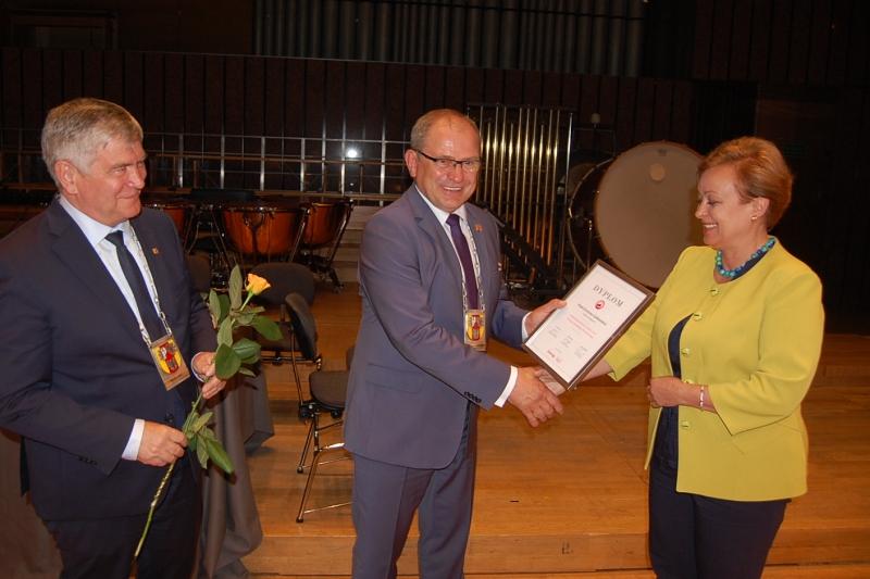 Grażyna Gałkiewicz laureatką plebiscytu Samorządowiec Roku 2017