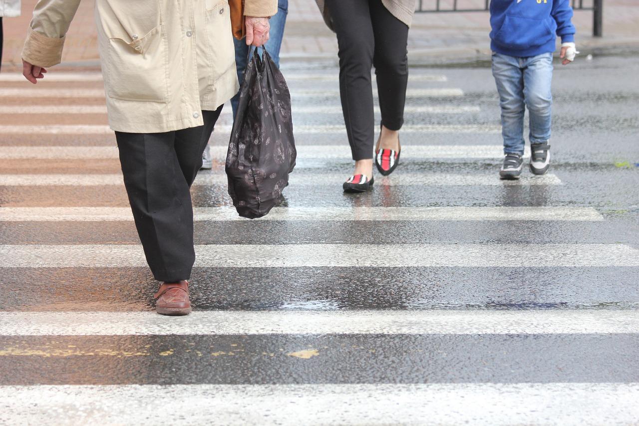 Wniosek dot. wykonania przejścia dla pieszych na skrzyżowaniu Grodziska/Smugowa