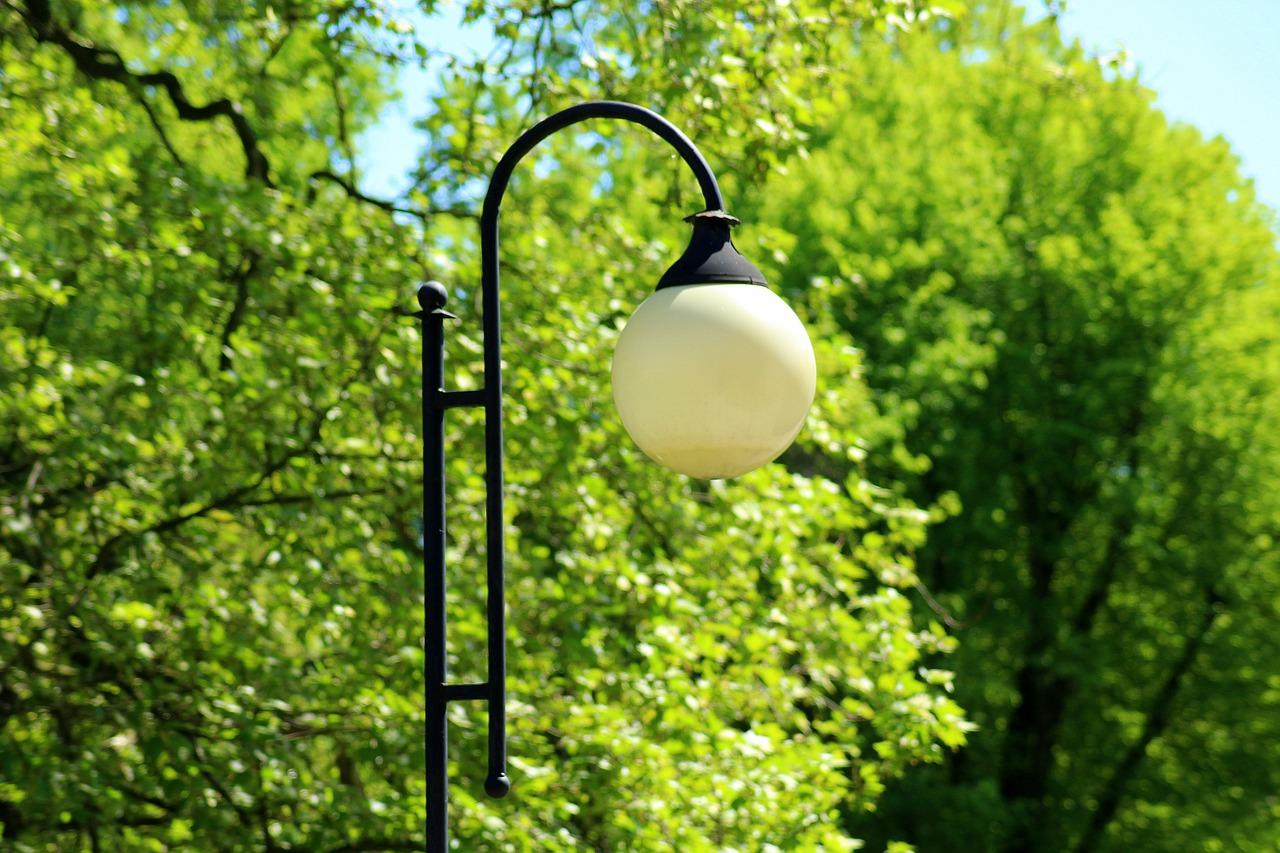 Wniosek dot. pomalowania lamp na ul. Tuszyńskiej